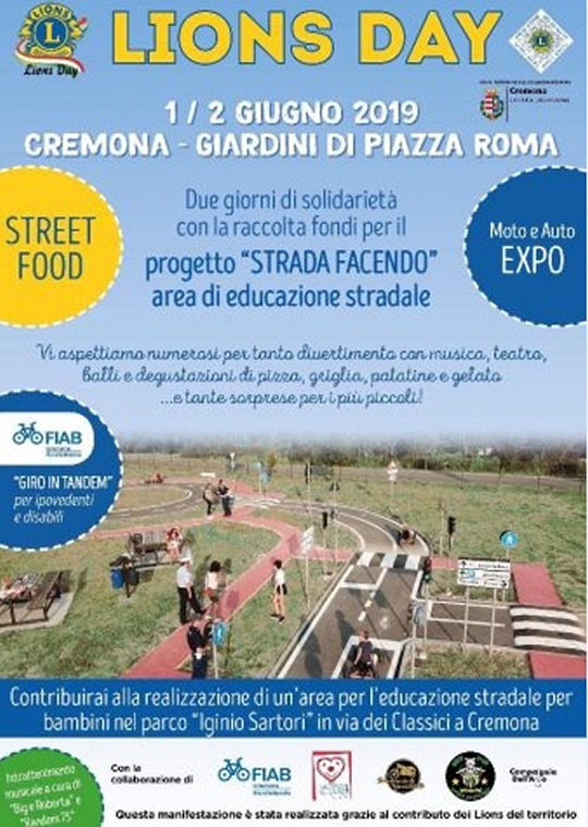 Lions Day a Cremona