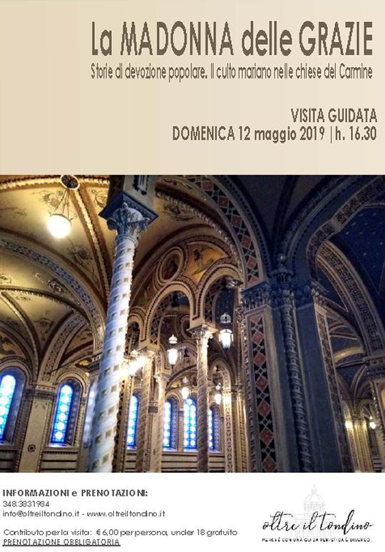Madonna delle Grazie. Storie di devozione popolare nelle chiese del Carmine