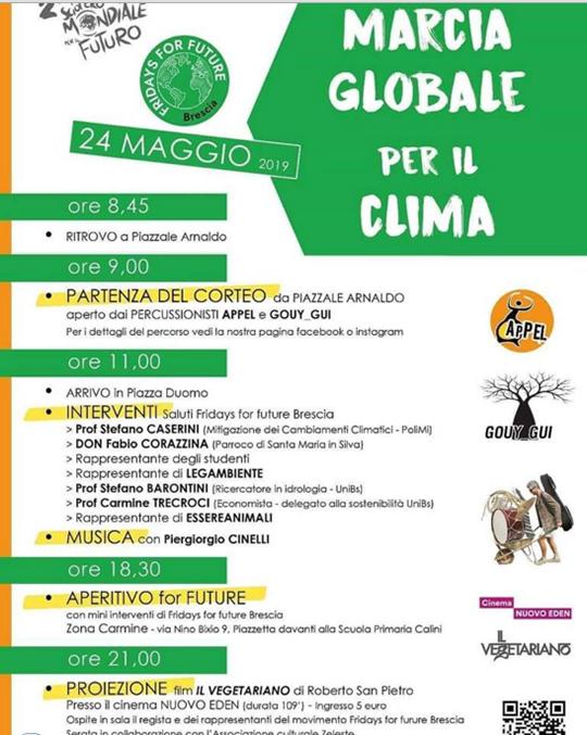 Marcia Globale per il Clima