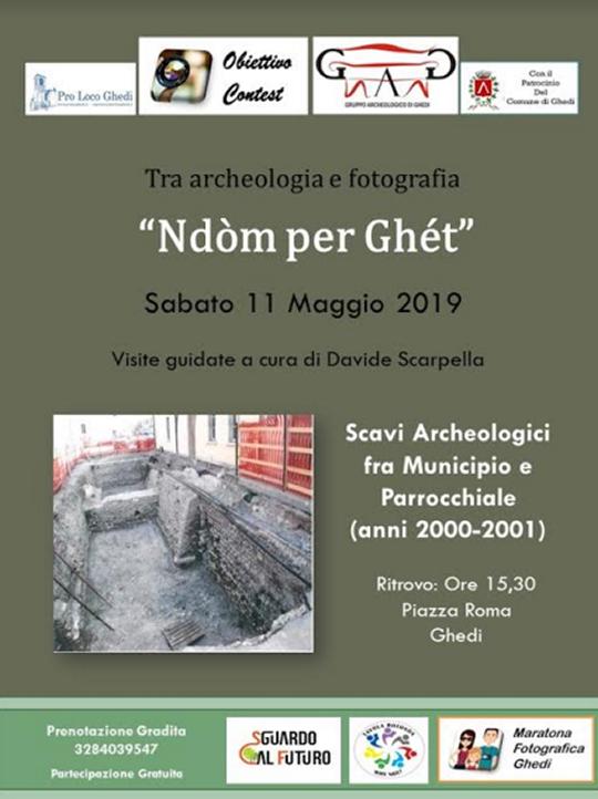 Ndòm per Ghét - Scavi Archeologici