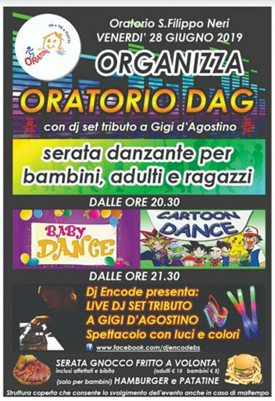 Oratorio Dag a Gussago