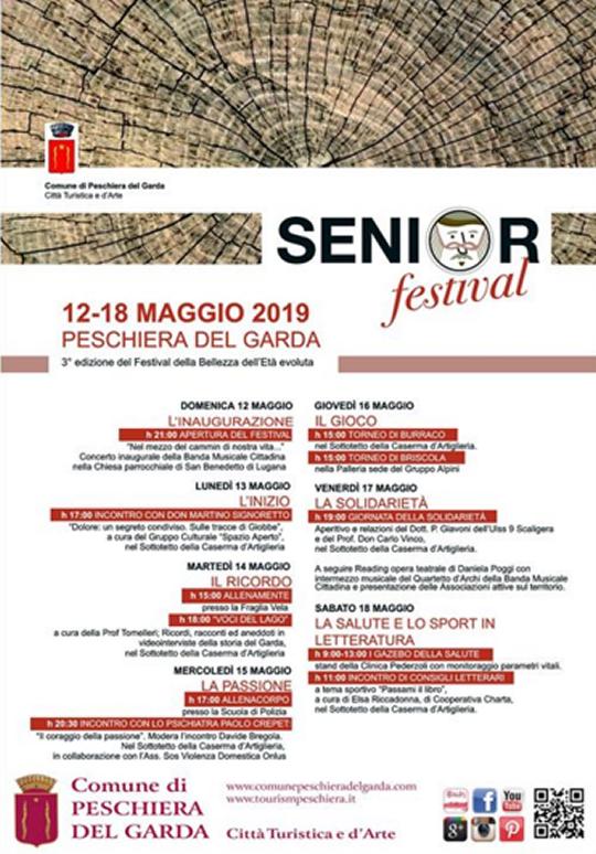 Senior Festival a Peschiera del Garda VR