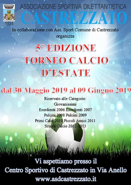 Torneo Calcio d'Estate a Castrezzato