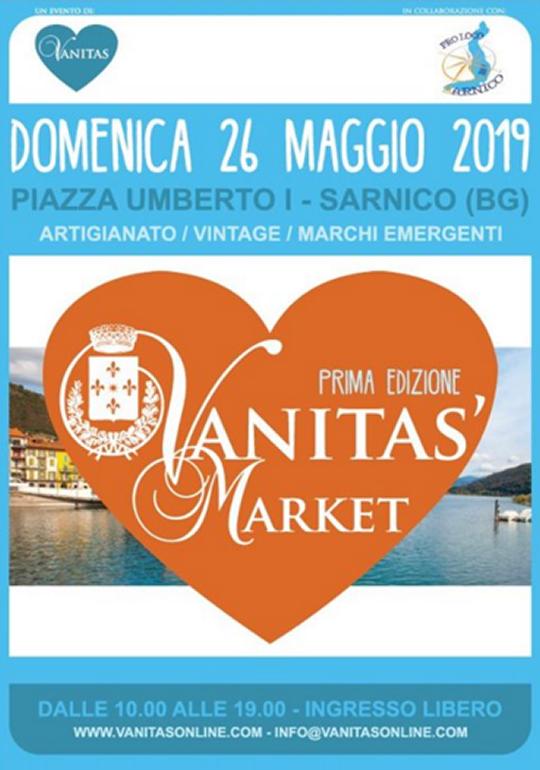 Vanitas Market a Sarnico