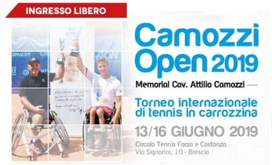 Camozzi Open a Brescia