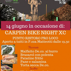 Carpen Bike Night XC a Carpenedolo
