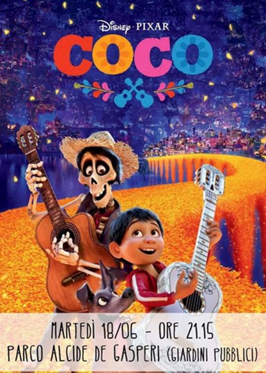 Coco a Orzinuovi