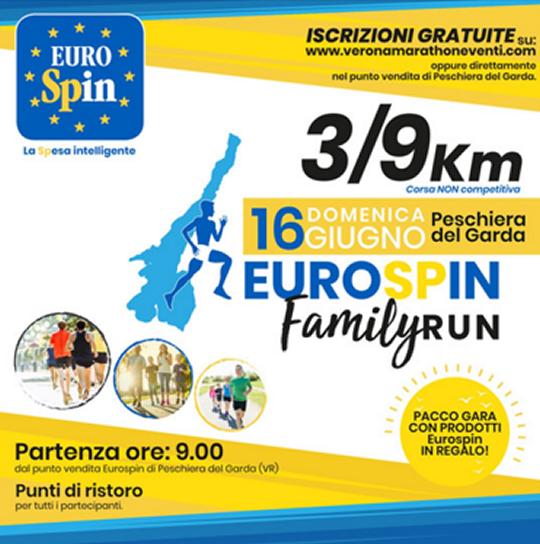 Eurospin Family Run a Peschiera del Garda