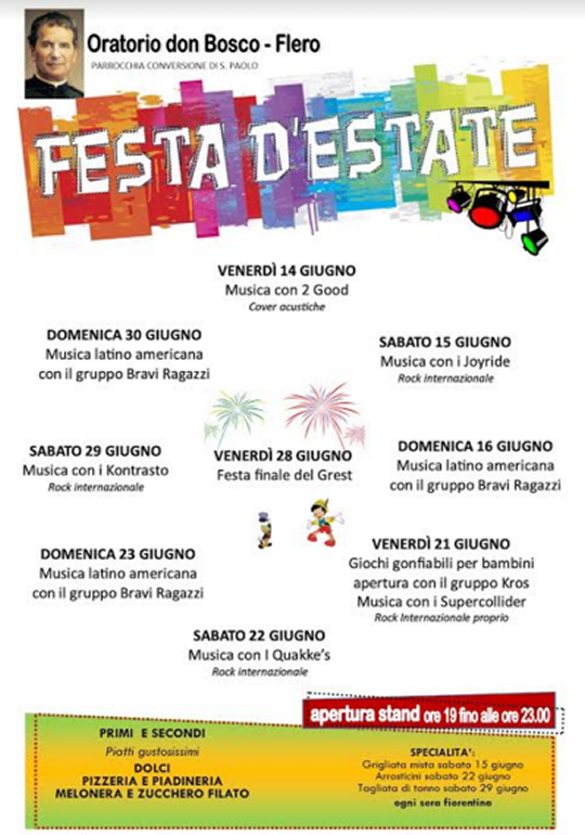 Festa d'Estate a Flero