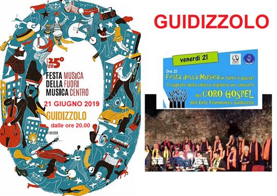 Festa della Musica a Guidizzolo