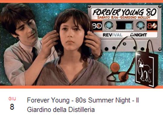 Forever Young a Brescia