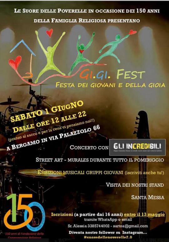 Gi Gi Fest a Bergamo