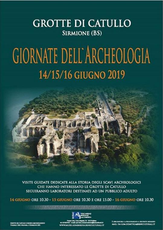 Giornate dell'Archeologia a Sirmione
