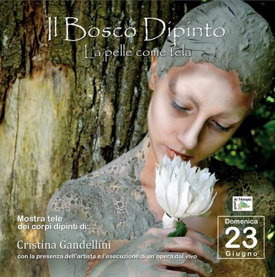 Il Bosco Dipinto -  La pelle come tela a Mompiano