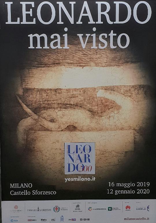 Leonardo Mai Visto a Milano