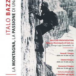 Mostra dedicata a Italo Bazzani a Salò