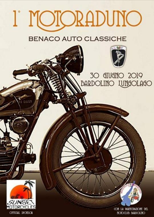 Motoraduno Benaco Auto Classiche a Bardolino