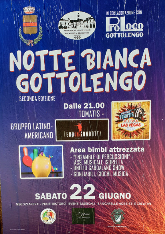 Notte Bianca a Gottolengo