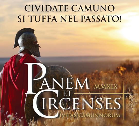 Panem et Circenses a Cividate Camuno