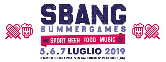 Sbang Summer Game a Chiari