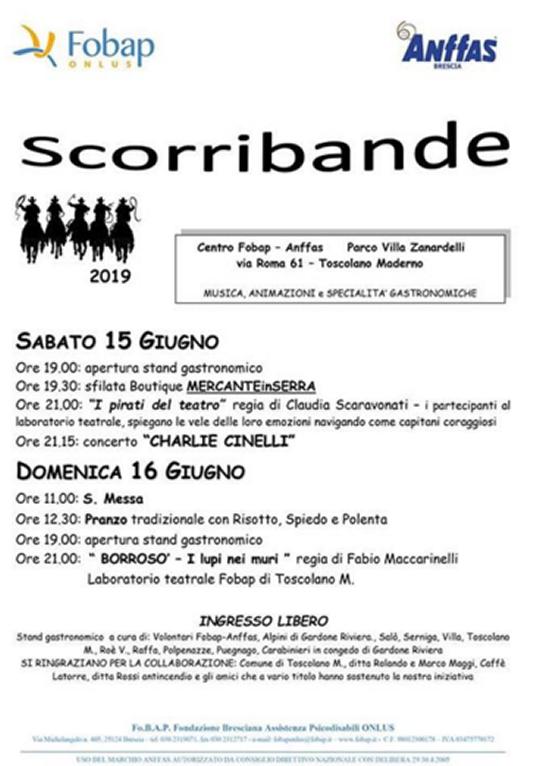 Scorribande a Toscolano Maderno