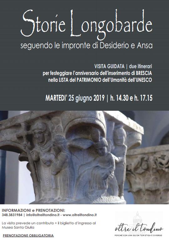 Storie Longobarde a Brescia