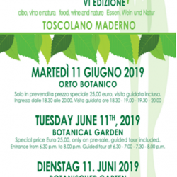 Taste of Nature a Toscolano Maderno