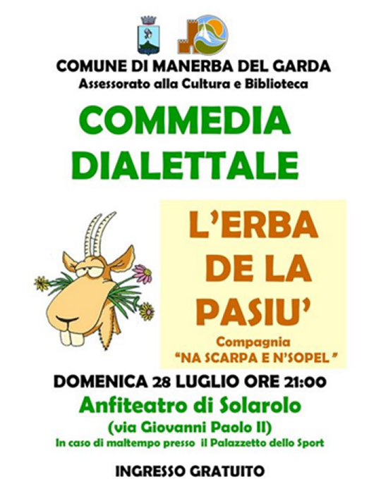 Commedia Dialettale a Manerba