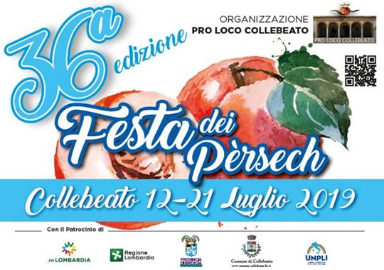 Festa dei Persech a Collebeato