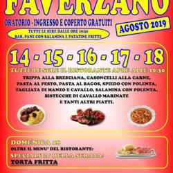 Festa della Famiglia a Faverzano