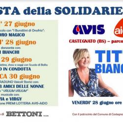 Festa della solidarietà a Castegnato