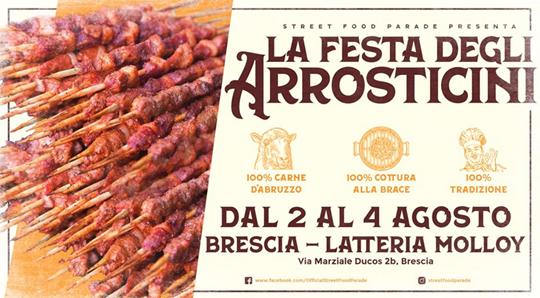 La Festa degli Arrosticini a Brescia