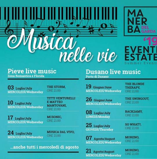 Musica nelle Vie a Manerba
