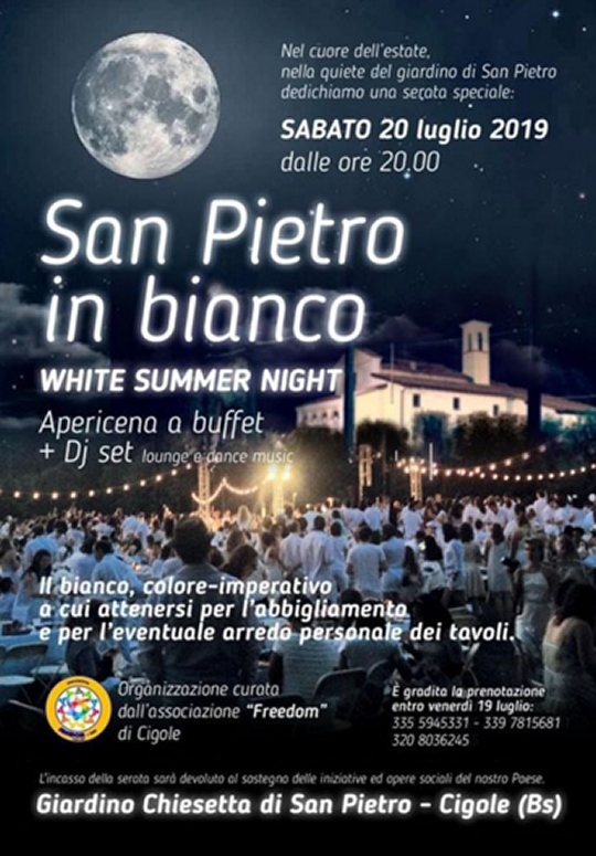 San Pietro in Bianco a Cigole