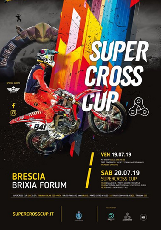 Super Cross Cup a Brescia