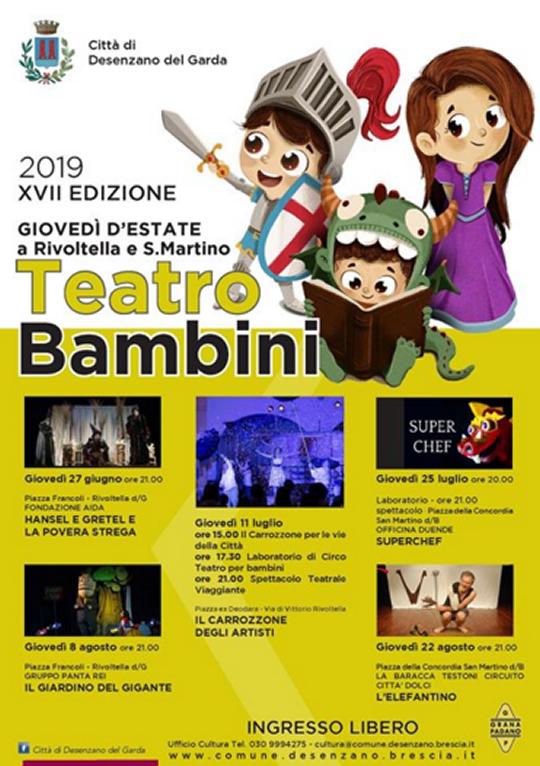 Teatro Bambini a Desenzano