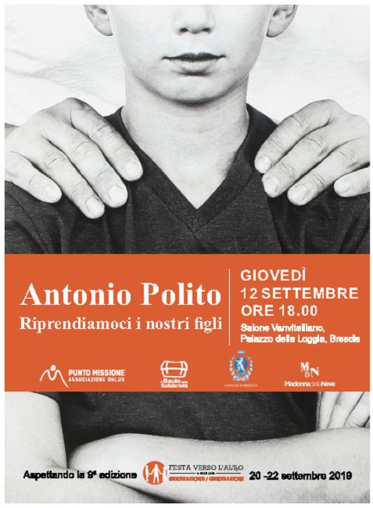 Antonio Polito Riprendiamoci i Nostri Figli Adro