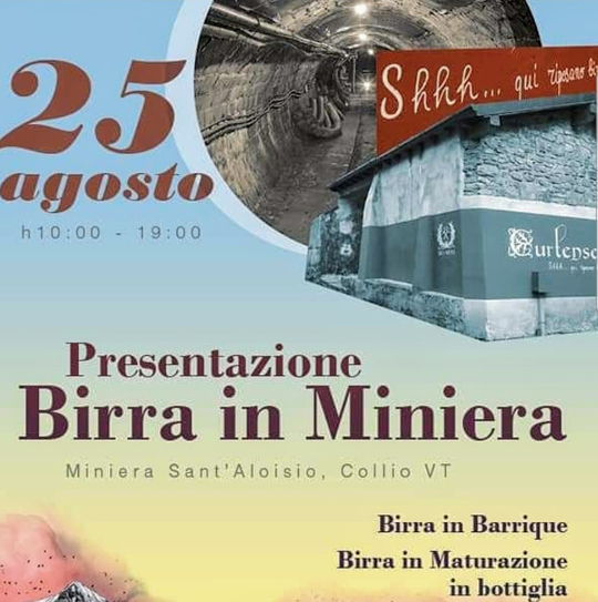 Birra in Miniera a Collio