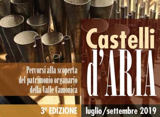 Castelli d'Aria in Valle Camonica