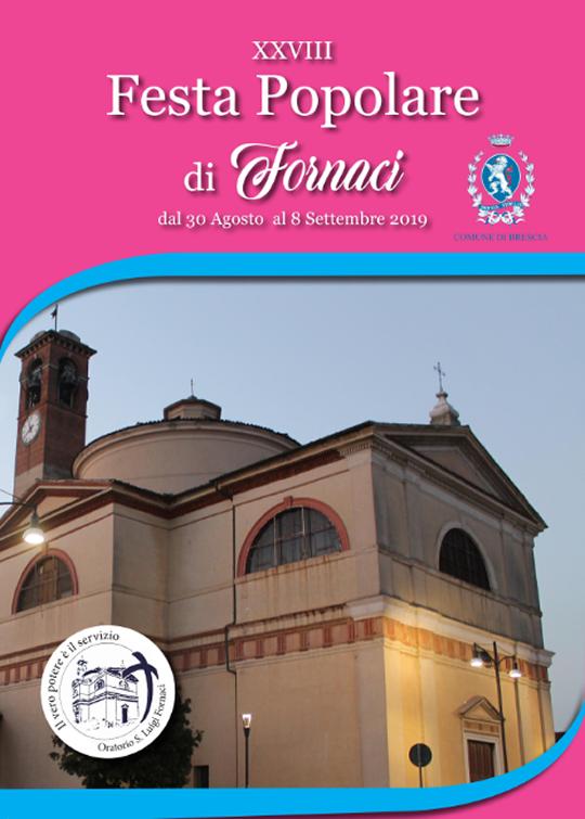 28° Festa Popolare di Fornaci