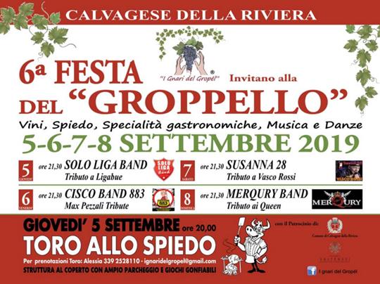 Festa del Groppello a Calvagese della Riviera
