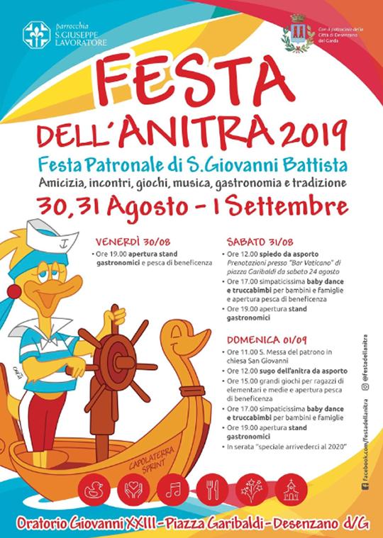 Festa dell'Anitra a Desenzano del Garda