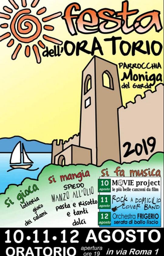 Festa dell'Oratorio a Moniga