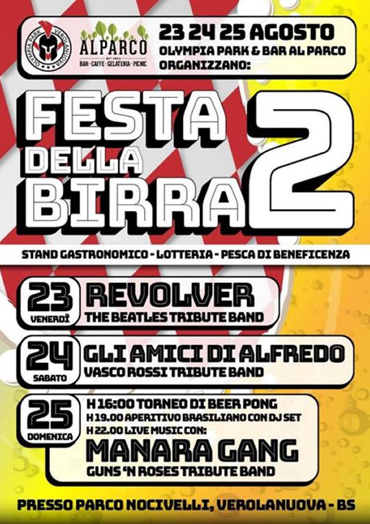 Festa della Birra a Verolanuova