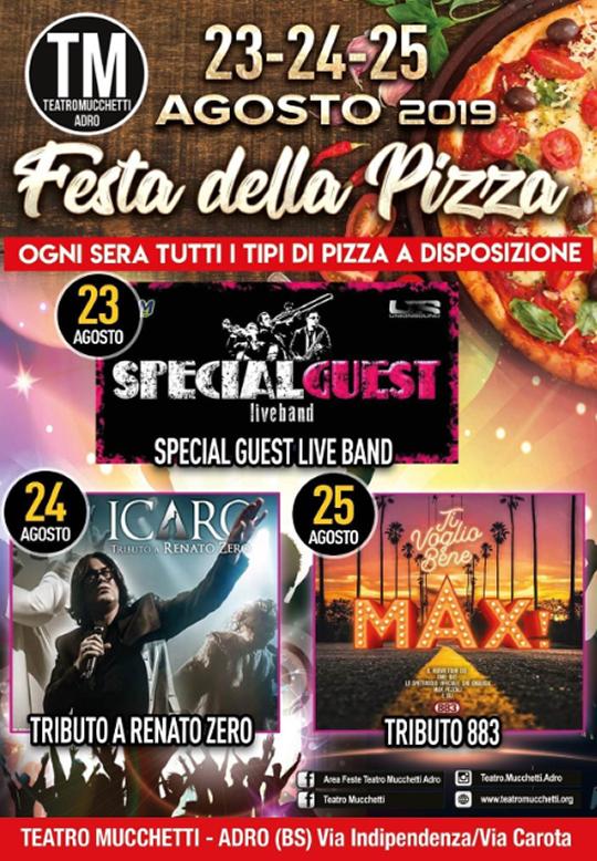 Festa della Pizza Adro