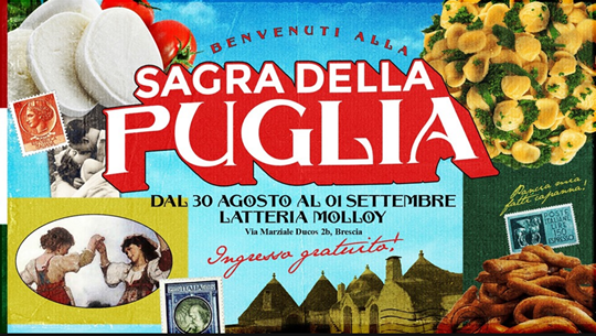 La Grande Sagra della Puglia - Latteria Molloy