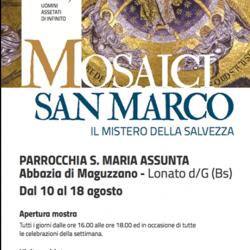 Mosaici San Marco a Lonato