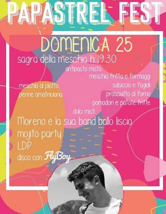 Papastrel Fest a Casola in Lunigiana MS