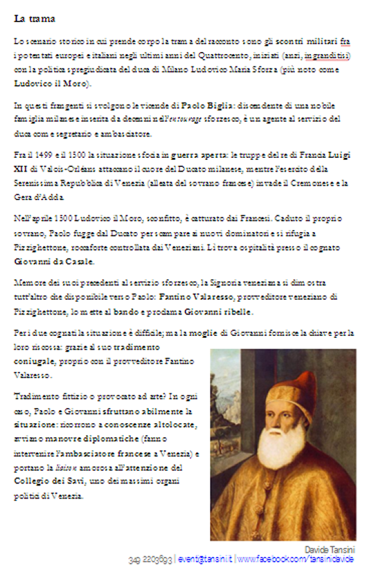Pizzighettone 1500: guerre, scandali, potere