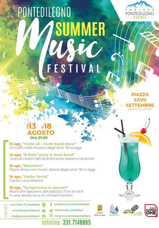 Pontedilegno Summer Music Festival